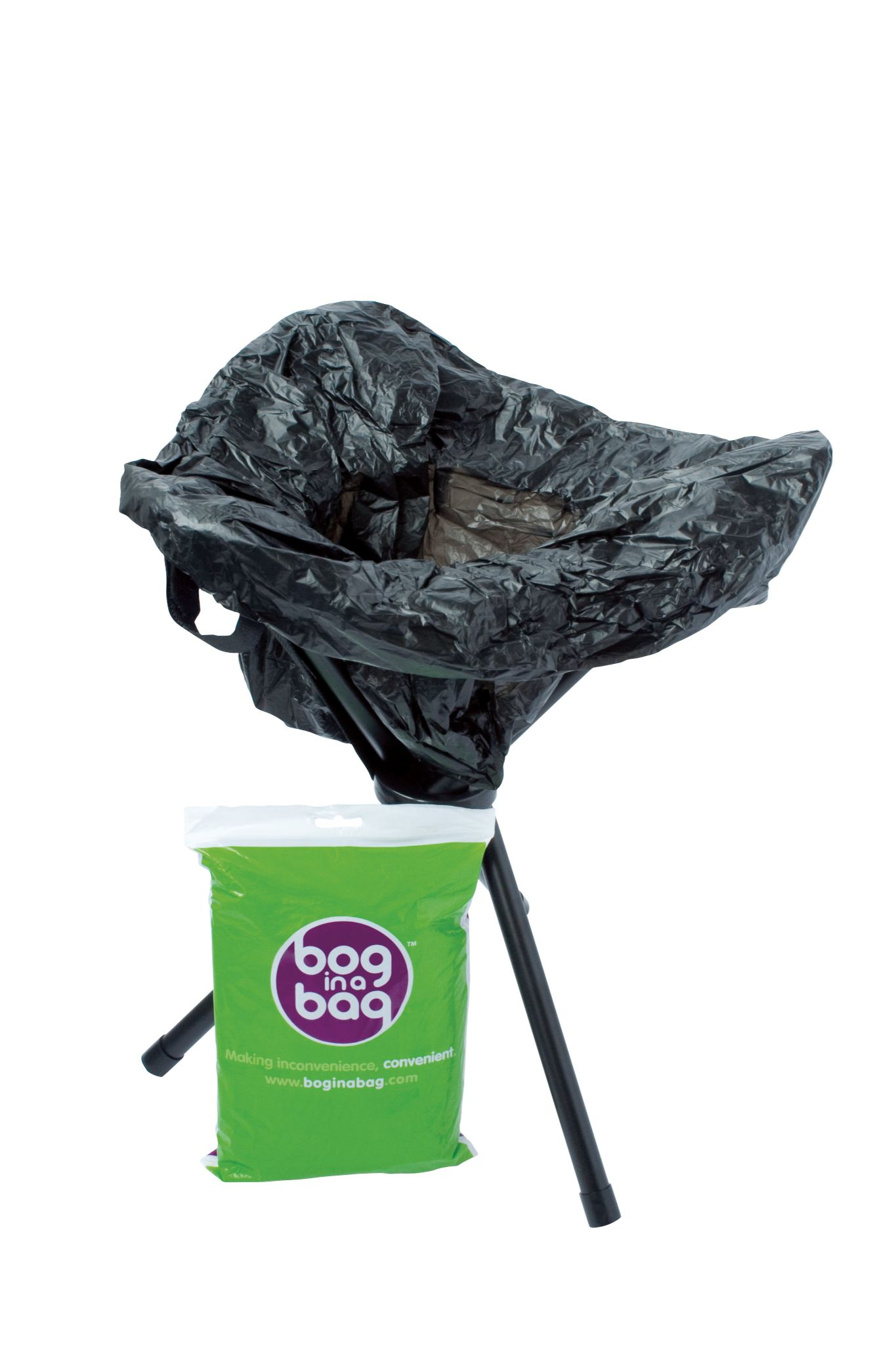 Boginabag Foldable Portable Folding Toilet For Festivals